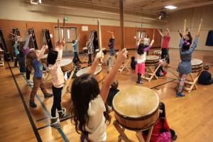 Buckman Elementary Drummers